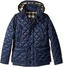 Burberry Kids, Coats & Outerwear, Boys | Shipped Free at Zappos & LUXURY · Burberry Kids - Quilted Jacket with Hood (Little Kids/Big Kids) Adamdwight.com