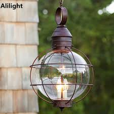 Compare Prices On Outdoor Porch Hanging Lights Online Shopping - Exterior hanging light