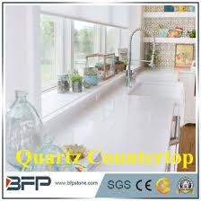heat resistant white quartz countertop whole pictures photos