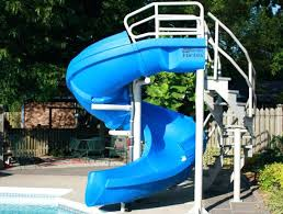 inground pools with waterslides. Contemporary With Water Slide For Inground Pool Vortex Best Price  Swimming Pools Intended With Waterslides L