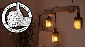 Esstischlampe Lampe Selber Bauen Machen Anleitung Diy