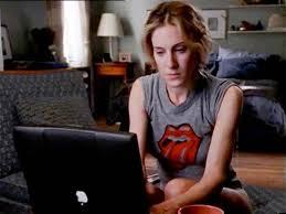 Carrie Bradshaw The Carrie Bradshaw Diaries Netrobe