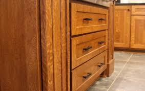 Custom Kitchen Cabinets Quarter Sawn White Oak Design