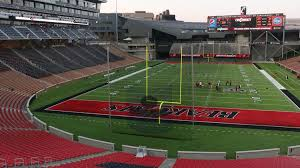 Nippert Stadium Seating Chart With Rows See Nippert Stadiums Completed 85m Renovation Photos