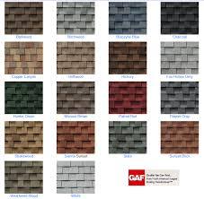 Roof Shingle Timberline Roof Shingles Colors Warrant