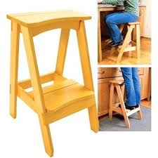 kitchen step stool kitchen step stool with 1 more step placed in the middle  of step . kitchen step stool ...