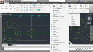 autocad dimension text size modifying dimensions