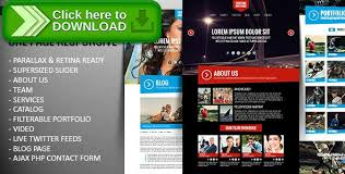 One Page Website Template Interesting ThemeForest]Free Nulled Download Fortune One Page Responsive