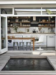 kitchen with floating shelves 21 decorating ideas