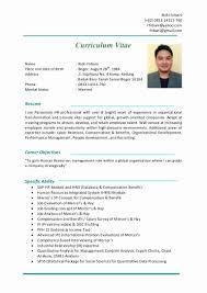 Hotel Management Resume Format Hotel Management Resume Room