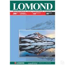 Купить <b>Lomond</b> Photo <b>200</b>/A3/50л глянцевая односторонняя в ...