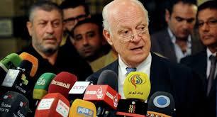 نتیجه تصویری برای آغاز دور جدید مذاکرات صلح سوریه از امروز در ژنو