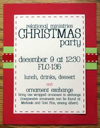 Christmas Party Dresses Funny Holiday Party Invitation Wording