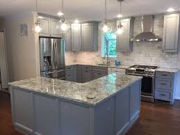 9 Spectacular Blue Grey Kitchen Cabinets Home Decoration