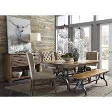 Dining Room Side Tables Richmond Dining Room Dining Table 4 Side Chairs 411t4274
