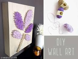 diy bedroom decor. diy purple room decor - yarn + nails wall best bedroom ideas and projects diy