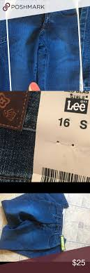 Lee Jeans Size Chart Girls 16slee Jeans Flare Lee Size 16s Flare Leg See Size