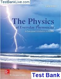 Where can I download the Test Bank for The Physics of Everyday ...