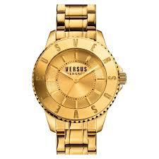 versus by versace men s riverdale chronograph leather strap versus by versace men s tokyo bracelet watch