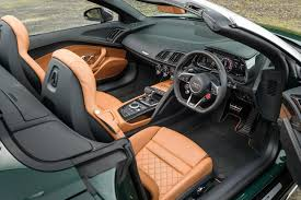 audi r8 spyder interior. Interesting Audi Audi R8 Spyder V10 Plus  Interior On Interior 1