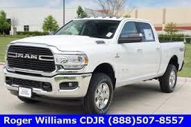New 2019 RAM 2500 Lone Star Crew Cab Pickup in Weatherford, TX near 76086 | 3C6UR5DL1KG592748 | PickupTrucks.com