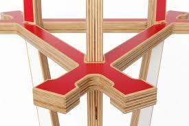 Sutro Coat Rack Delectable Godar Furniture Birch Plywood Coat Rack Kickstarts Marketing Too