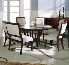 awesome dark brown wood round kitchen tables for with 1 chairs large and 4 chair for contemporary dining room decor