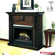 dimplex built in electric fireplace tended amazg 39 2 sided pf30hl