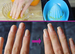 diy nail soak recipe to grow nails long strong and fast natural