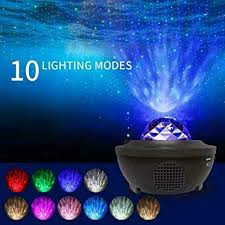 Colourful USB <b>LED Galaxy</b> Projector <b>Starry Night</b> Lamp: Amazon.co ...