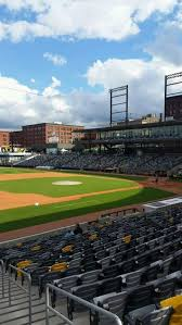 Chs Field Section 115 Home Of St Paul Saints