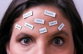 Image result for anxious thoughts