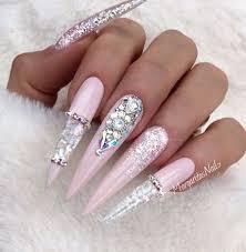 Pin Od Používateľa Michaela Dančová Na Nástenke Nechty Nails Pink
