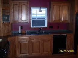Stain Oak Kitchen Cabinets Cabinet Photos