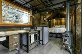 Tiny Home Interiors Marvelous This 74K Has An Incredible Interior That S  Larger Than 7