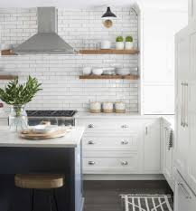 Open Shelf Design For Kitchen Five Types Of Kitchen Open Shelving Which One Fits Your