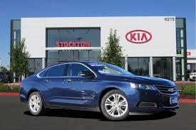 Used Chevrolet Impala for Sale in Sacramento, CA | Edmunds