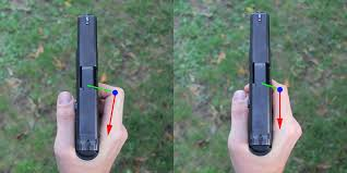 Trigger Finger Placement Chart Trigger Finger Placement Pad Left And First Joint Right