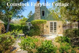 the ivy a comstock fairytale cottage in carmel california for