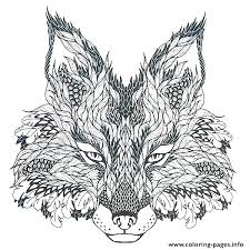 Hard Animal Coloring Pages Challenging Coloring Pages For Adults