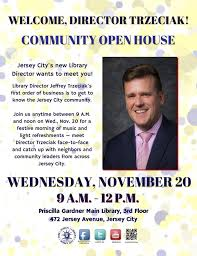 John Hanussak - Library Director Jeffrey Trzeciak's first... | Facebook