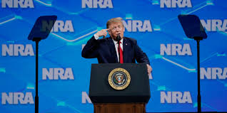 financial doents show the nra is living paycheck to paycheck and ended 2018 10 8 million in the red