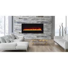50 electric fireplace 50 electric fireplace wmfm50bg amantii ams fireplace inc