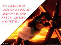 The Incredibles Quotes Adorable The Pixar Way 48 Quotes On Developing And Maintaining A Creative