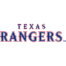 Texas Rangers Wordmark Logo | Sports Logo History