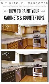 best 20 paint kitchen countertops ideas on painting pertaining to painting kitchen countertops
