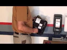 installation of electric hand dryer xlerator hand dryer by excel installation of electric hand dryer xlerator hand dryer by excel dryer