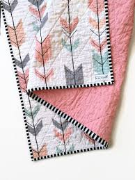 Modern Baby Quilt-Modern Toddler Quilt-Baby Quilt Blanket-Handmade ... & Modern Baby Quilt-Modern Toddler Quilt-Baby Quilt Blanket-Handmade Baby  Quilt-Baby Quilts for Sale-Arrow Boho Tribal-Wholecloth Quilt by  skybluepinkstudio ... Adamdwight.com
