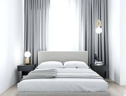 Modern Contemporary Bedroom Furniture Cool Bedrooms Gray Bedding ...