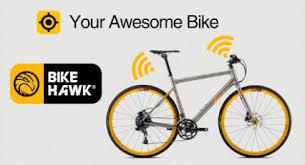 bike hawk gps trackers for your bike app iphoneness